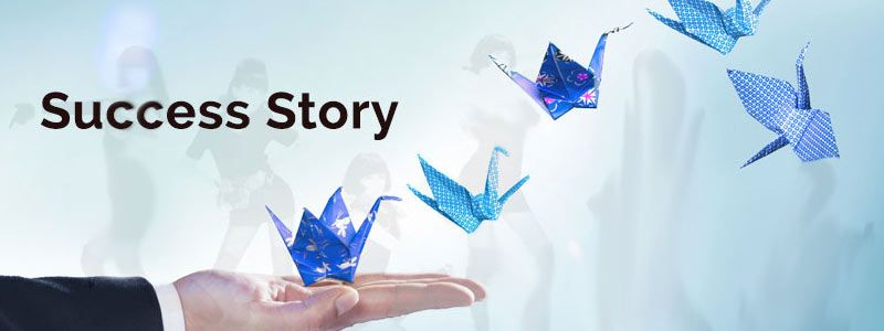 Testimonial / Success Story
