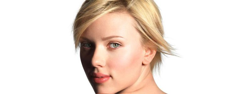 Do you have a perfect nose like Scarlett Johansson?