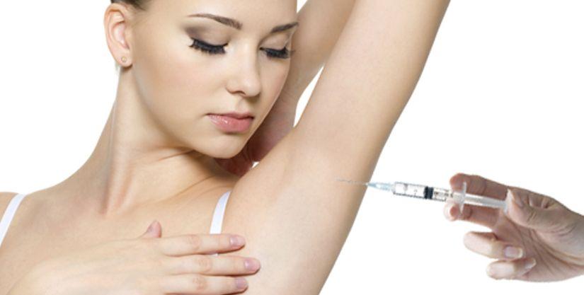Botox for Hyperhidrosis