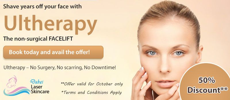 Ultherapy Offer