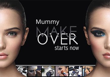 Mummy Make Over