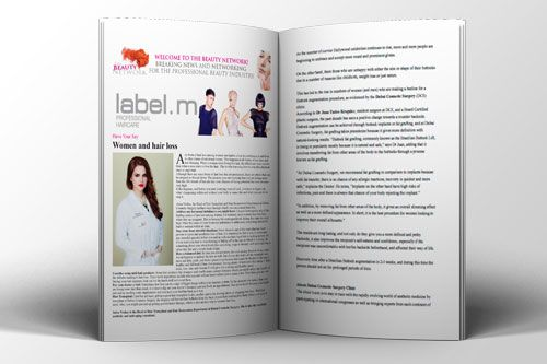 The beauty network - Women hair loss