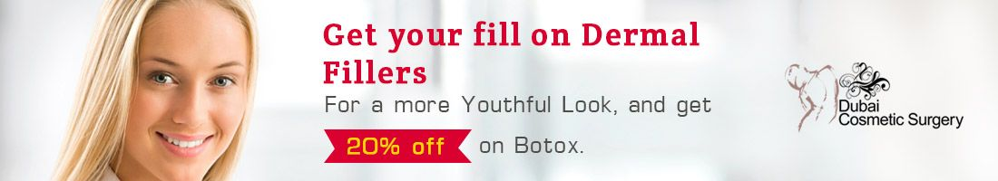 Dermal Fillers – Save 20% on Botox