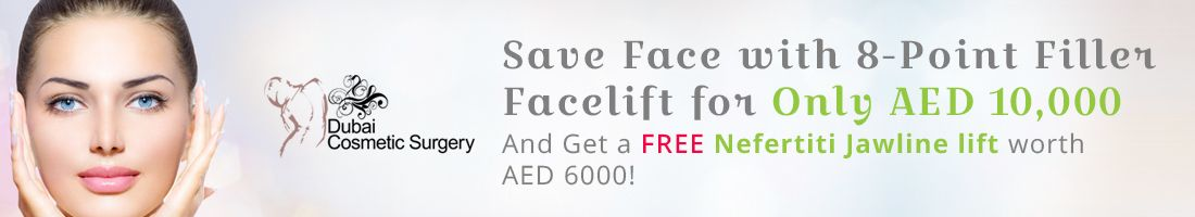 8-Point Filler Facelift for Only AED 10,000