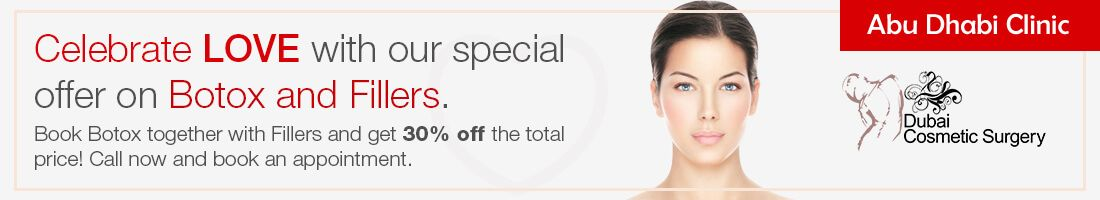 30% Off on Botox & Fillers – Abu Dhabi
