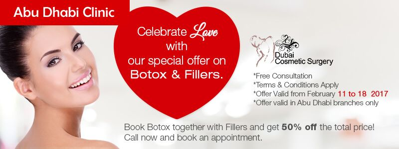 botox and fillers50%off abu dhabi