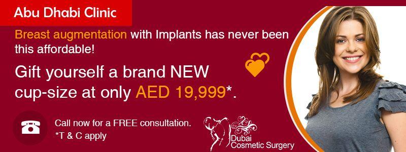 breast augmentation abu dhabi
