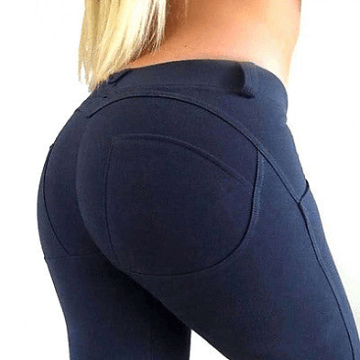 Buttock augmentation with fat grafting
