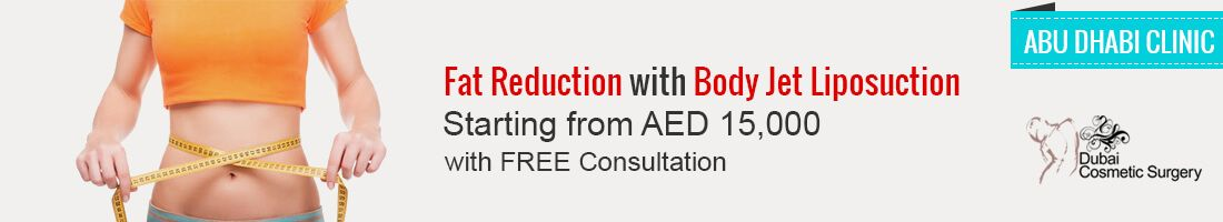 Body Jet Liposuction for AED 15,000 | Abu Dhabi