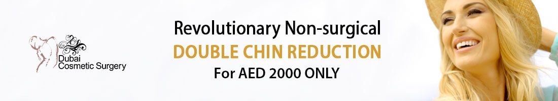 Double Chin Reduction At 2000 AED only