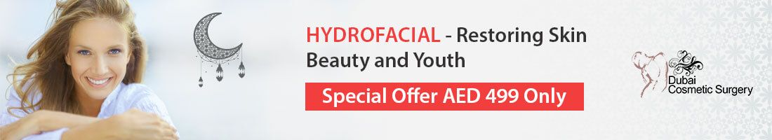 Restore Your beauty with Special offer AED 499