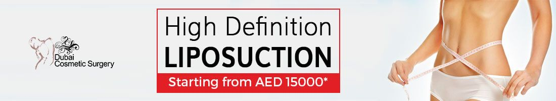 High Definition Liposuction Just in AED 15,000