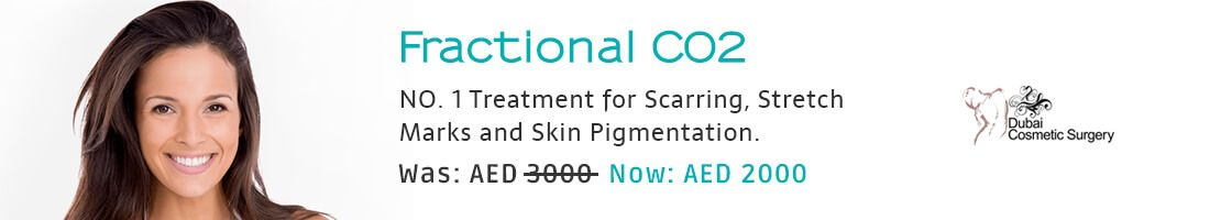 Get Fractional CO2 for AED 3000 Only