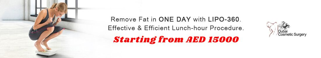 Get Liposuction Fat Removal Starting from AED 15000