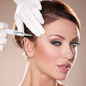 Filler Injections with PRP in Dubai
