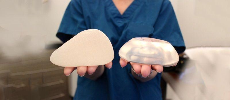 breast implant types