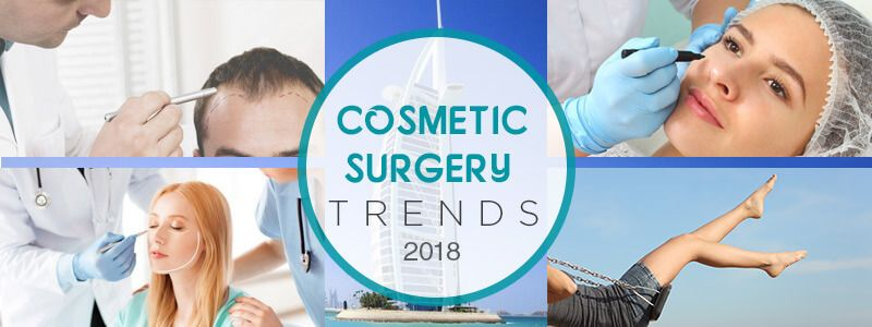 Latest Trends in Cosmetics Surgery 2018