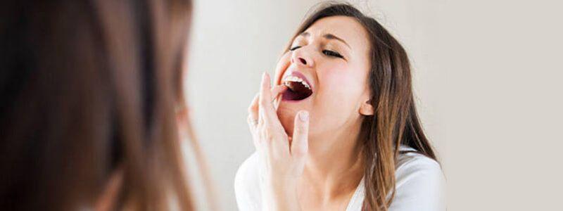 Teeth pain treatment!