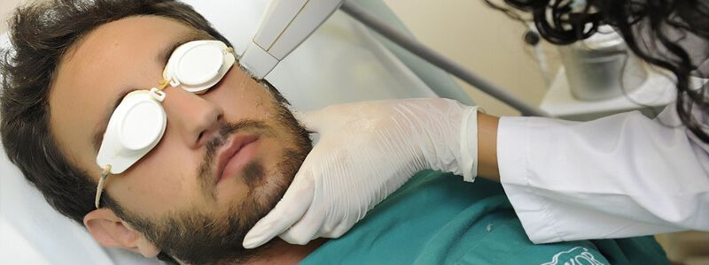 hair removal for men in Abu Dhabi