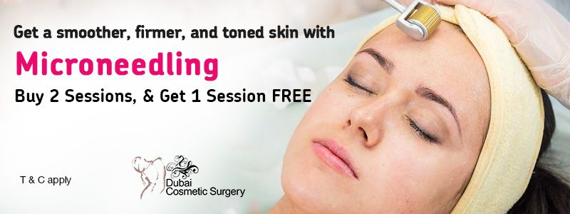Get a smoother, firmer, and toned skin with Microneedling – Buy 2 Sessions, and Get 1 Session FREE