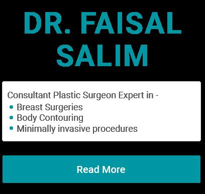 Dr Faisal Salim plastic surgeon