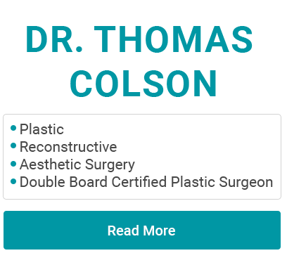 Dr thomas plastic surgeon