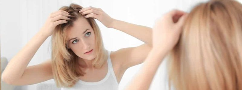 Female Pattern Hair Loss treatment in Dubai