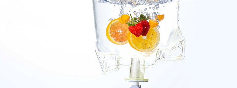 Intravenous Vitamin Therapy Benefits