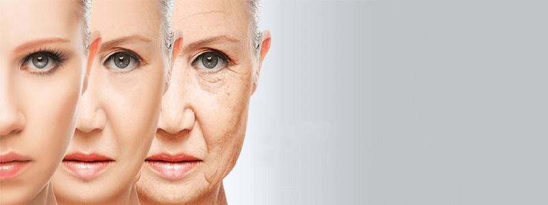 Aging skin treatment in Dubai