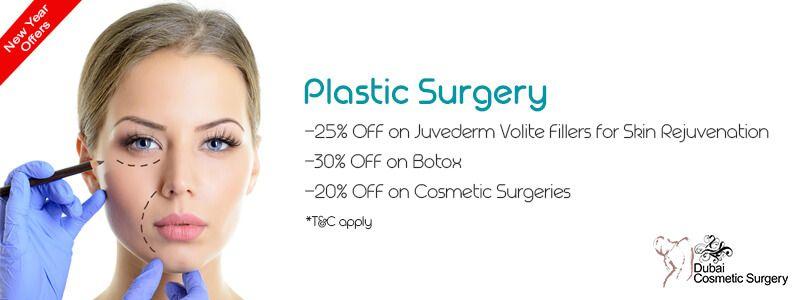 plastic surgery offer in dubai