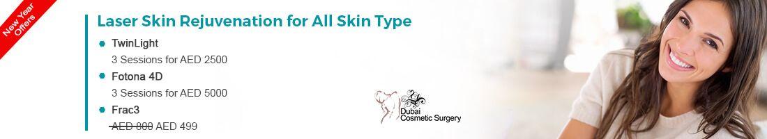 Laser Skin Rejuvenation for All Skin Type