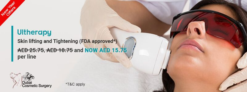 Ultherapy Offer in Dubai