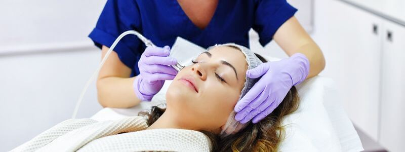 oxygen facial in Dubai